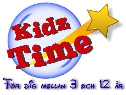 Kidz Time i Kyrkans Hus