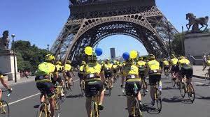 På cykel till Paris