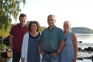 Gudstjänst tillsammans med Borgstena och Tämta